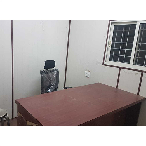 Prefabricated Office Portable Cabin