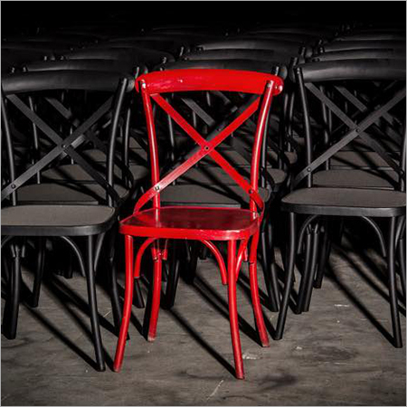 Colored Wooden Table Chair
