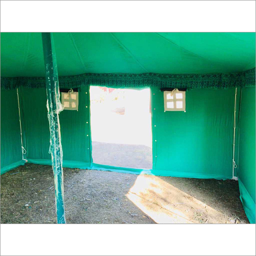 4X4 Meters Green Tent