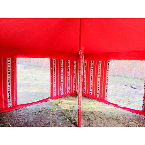 4X4 Mtrs Red Line Tent