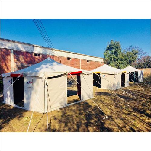 Tent Car Park