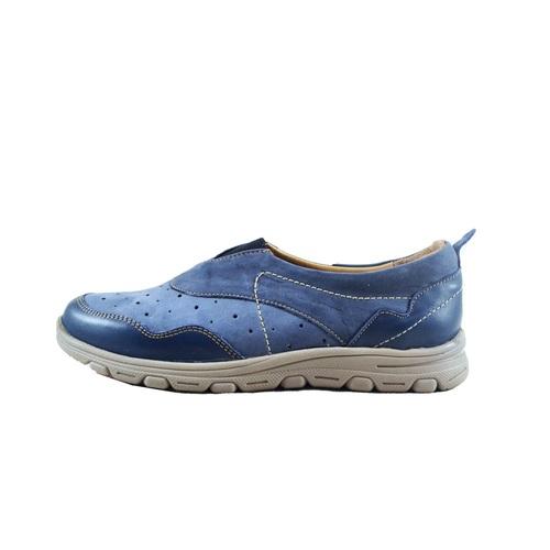 Señora genuina ocasional Shoes de la espuma