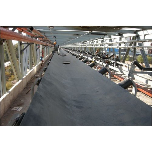 Rubber Alkali Resistant Conveyor Belt