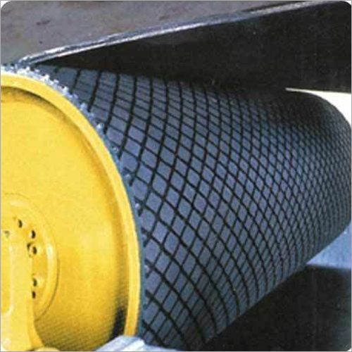 Continental Belting Black Pulley Lagging Rubber Sheet