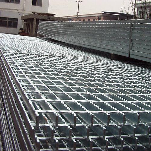 Galvanized Steel Grating Floor