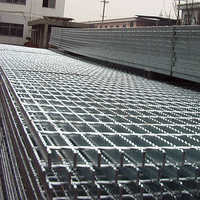 Galvanized Steel Grating Floor