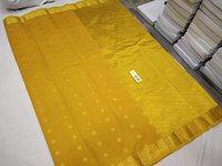 Pure kanchipuram one warp silk