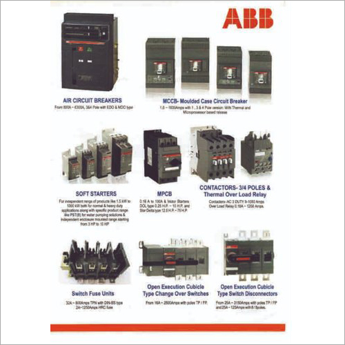 Fuses-Circuit Breakers & Components