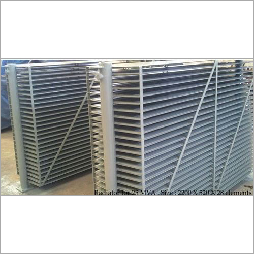 Radiators For Power Transformers