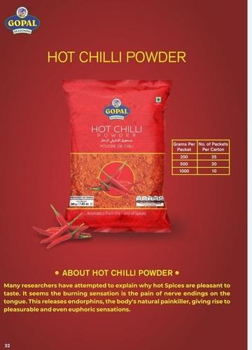 hot chilli powder