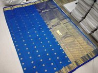 Pure Kanchipuram One Warp Silk
