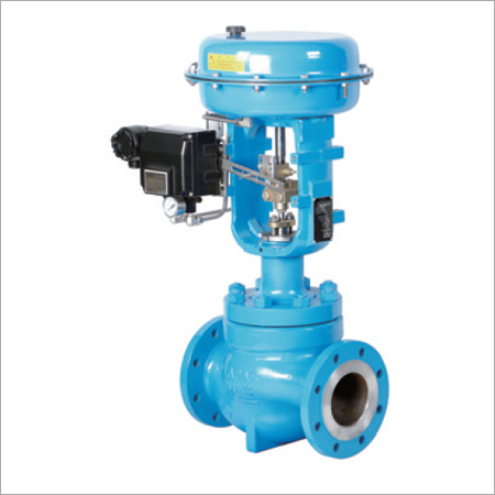 Cage Guided Control Valve