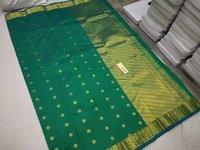 Pure Kanchivaram One Warp Silk