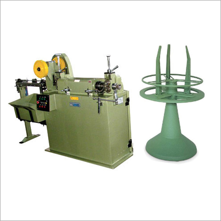 Wire Coiling Machines With Stand