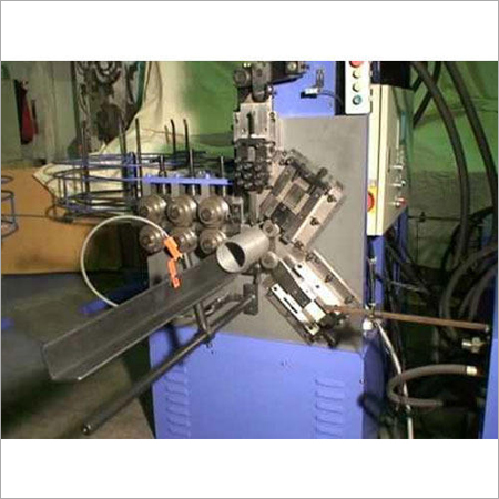 Shutter Bending and Making Machine
