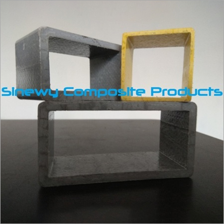 Square Pultruded Tube