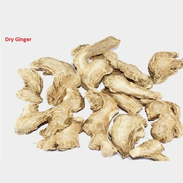 Dried Ginger From Kinal