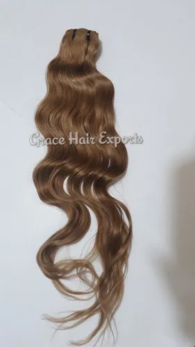 Long Brown Hair Extension