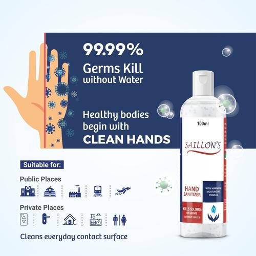 Hand Pump Sanitizer