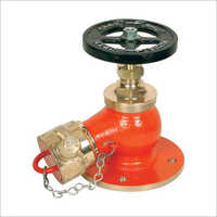 GM Downward Type Fire Hydrant Valve