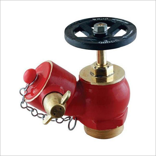 GM Screwed Inlet Type Fire Hydrant Valve