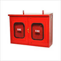 Double Door FRP Hose Box