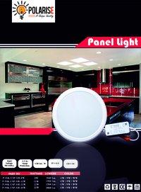 22W Round PC Panel Light