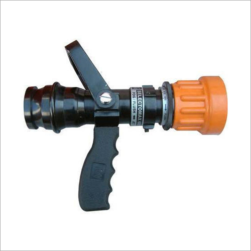O-Max Selectable Flow Nozzle