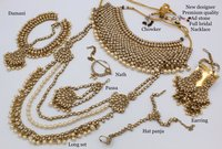 Bridal Full Jewellery Set