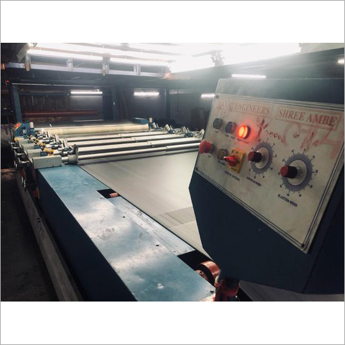 Curtain Printing Machine
