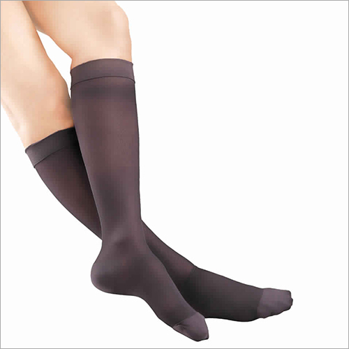 Knee Length  Travel Socks