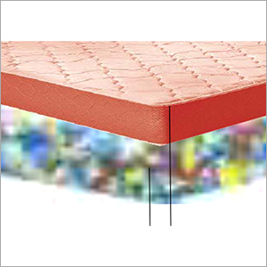 5 inch Poly Glazed Cotton Foam Mattress