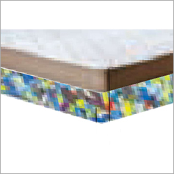 4 inch Twill Fabric Foam Mattress