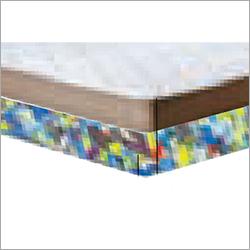 4 inch Twill Fabric Foam Mattress