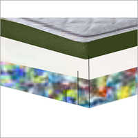 6 inch High Density Rebonded Foam Mattress