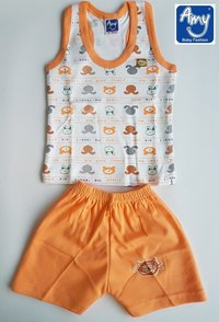 Baby Boys Top And Bottom Sets
