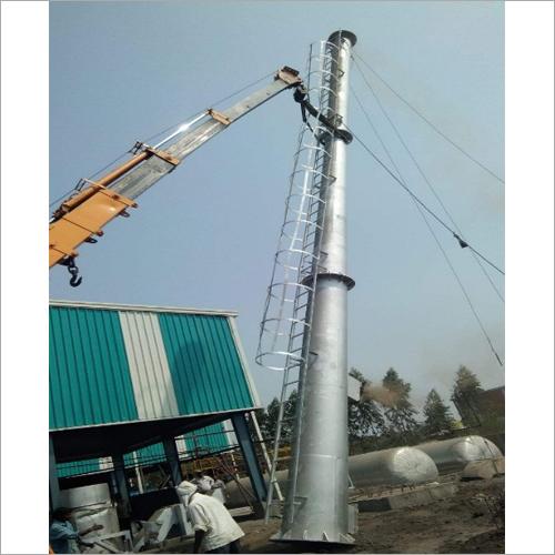 Industrial Stainless Steel Chimney