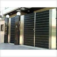 MS Main Door Gate