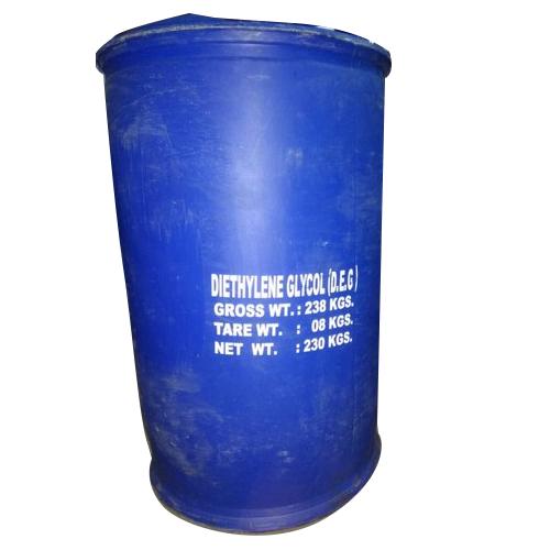 Liquid Diethylene Clycol