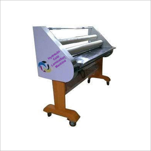 Hydraulic Cold Laminating Machine