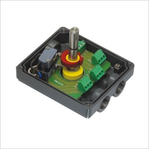 Weatherproof Valve Position Limit Switch Enclosure