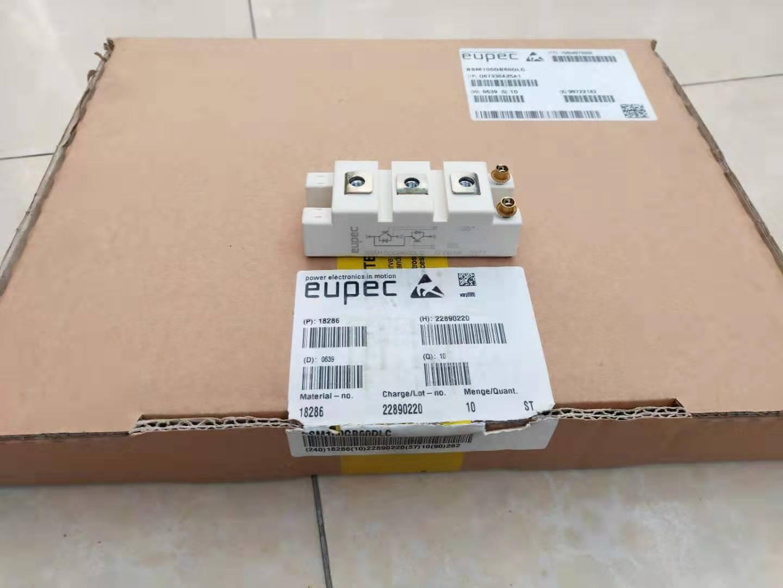 eupec / infineon IGBT modules BSM100GB60DLC