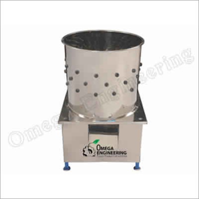 SS Chicken Feather Cleaning Machine