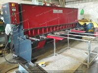 MS Sheet Shearing Machine