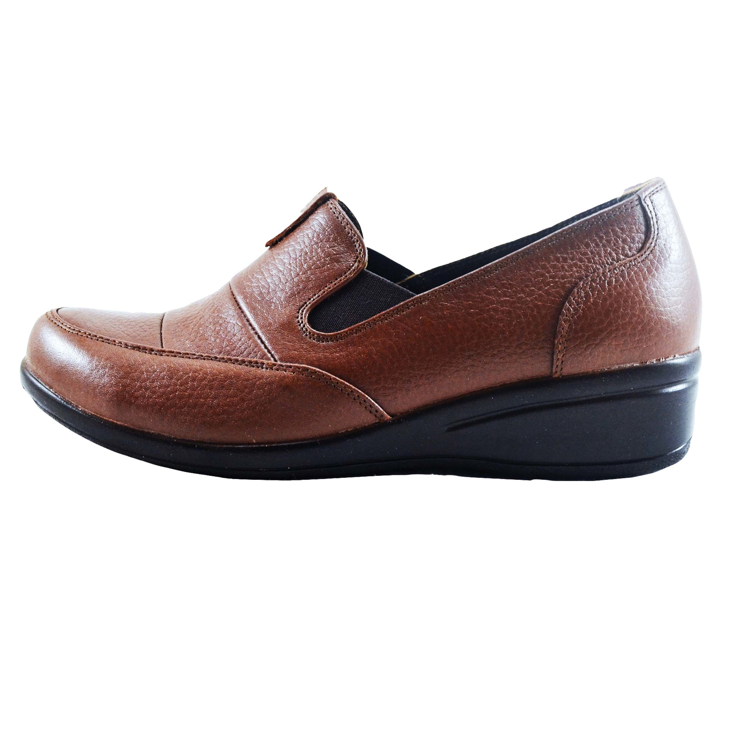 Medical Genuine Leather Women Shoes