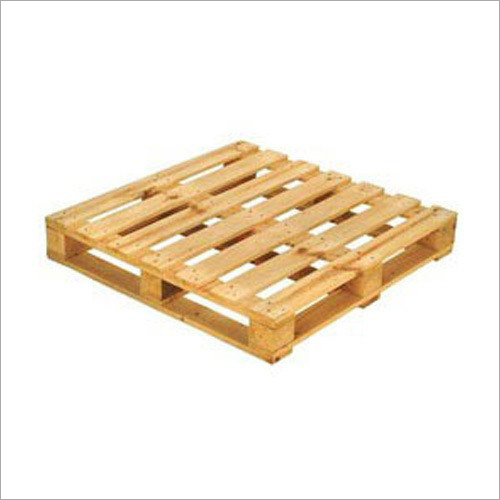 Heat Treated Industrial Wooden Pallets
