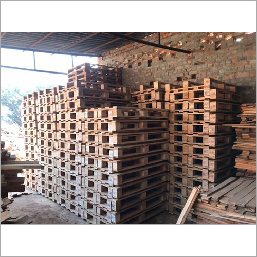 Safeda Wooden Pallets
