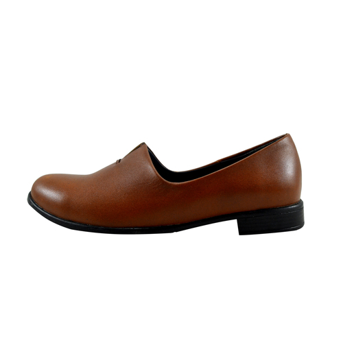 College Genuine Leather Women Shoes