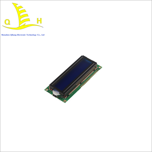 1601A  LCD Module for oxygenerator