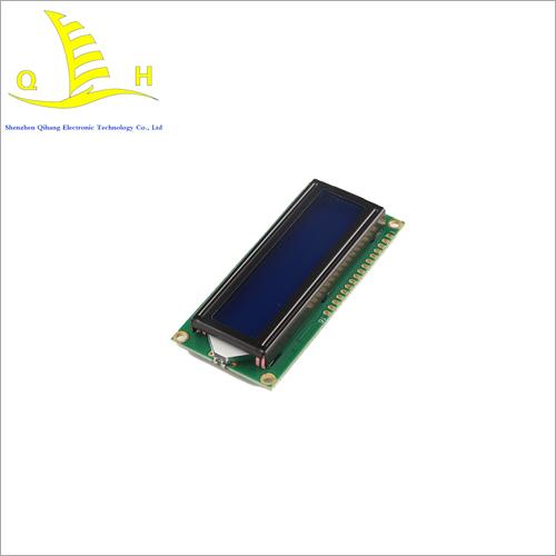 Character LCD display module